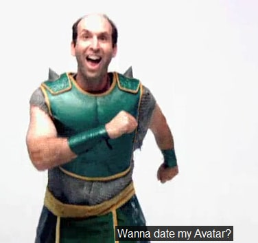 Do you want to date my avatar in Sydney