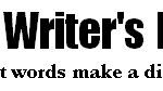 thewritersbloc