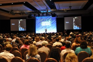 Scott Stratten's Epic Opening Keynote at BlogWorld 2010 in Las Vegas