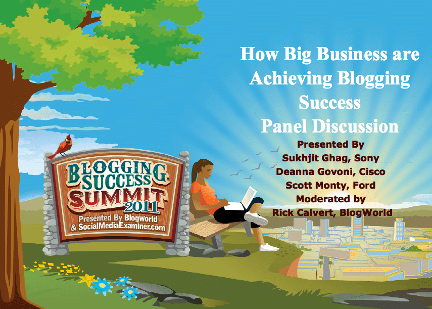 How Big Businesses Are Achieving Blogging Success