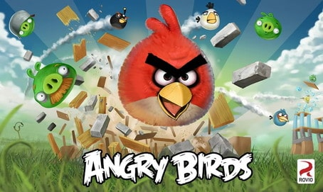 Angry Birds Coming to Facebook