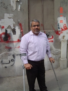 Blogger Dr. Abduljalil Al-Singace
