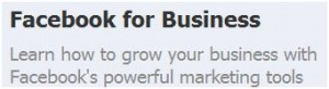 Facebook for Business 01