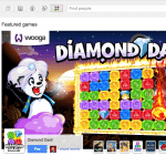 Google + games