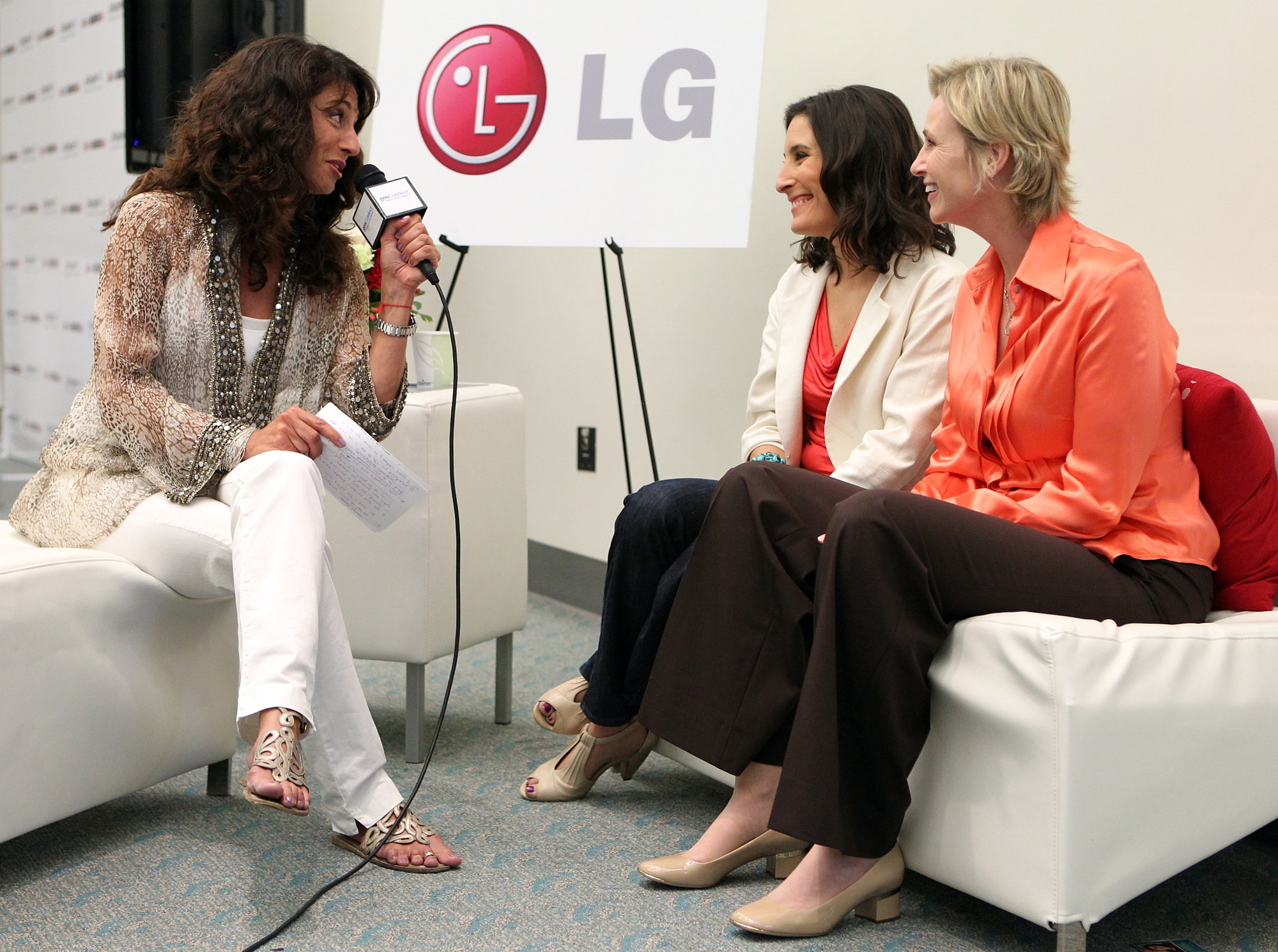 LG texxtEd program BlogHer 2011