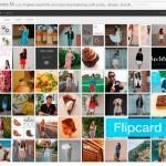 Flipcard Blogger