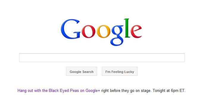 Google Will I Am