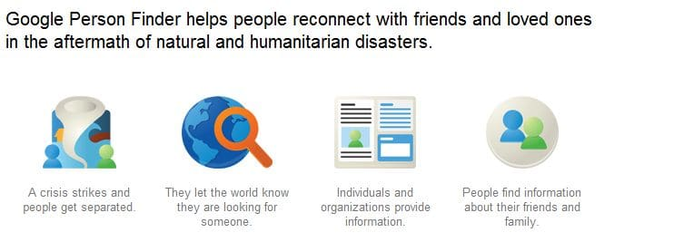 google s person finder app helping to find turkey earthquake victims