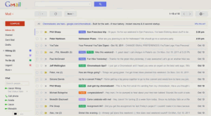 New Gmail Interface