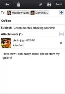 Gmail App 01