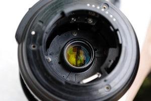 camera lens small
