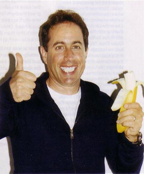 "Jerry Seinfeld ""Likes"" you"