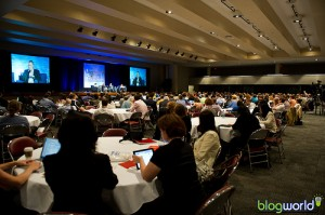 BlogWorld NY 2011 Keynote Hall