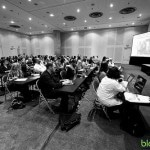 One of the speaker sessions at BWENY 2011