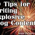 Writing Blog Content
