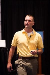 Marcus Sheridan at BlogWorld New York