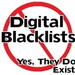 Digital Blacklists