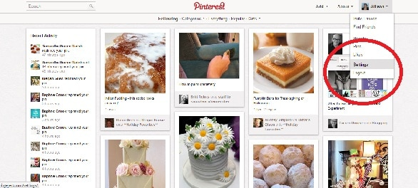 Creating Your Pinterest Profile