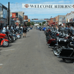 welcome riders