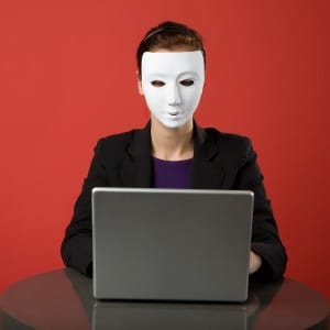 anonymity on the internet