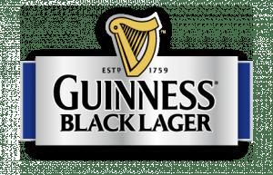 Guinness Black Lager logo