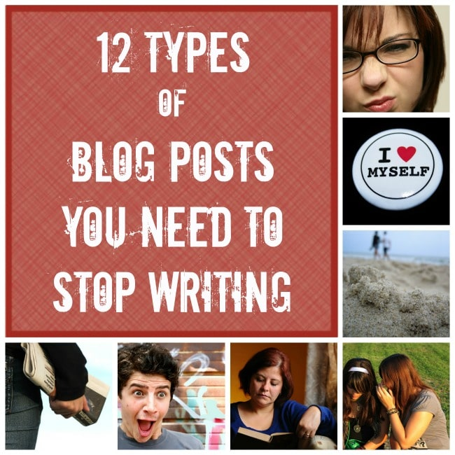 blog posts you need to stop writing
