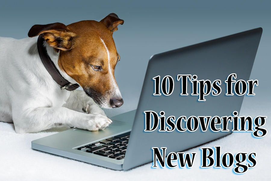discovering new blogs