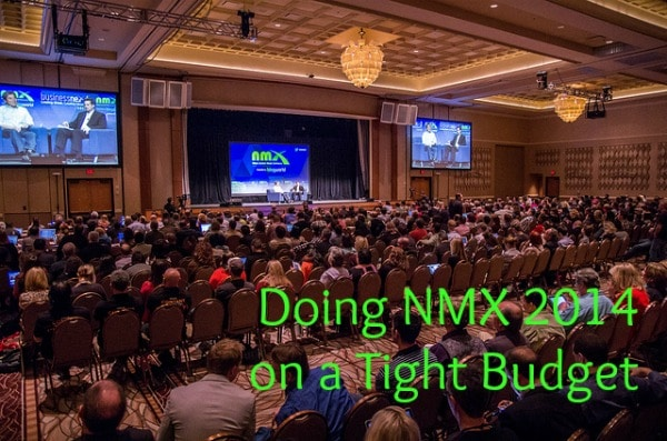 nmx on a tight budget