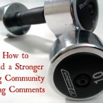stronger blog community