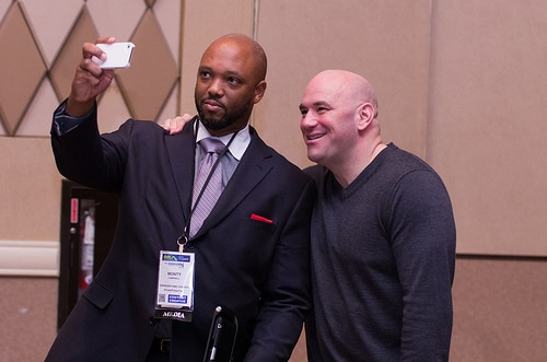meeting dana white