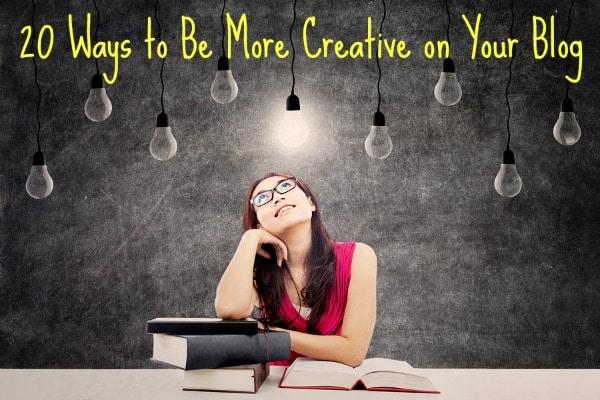 blog creativity
