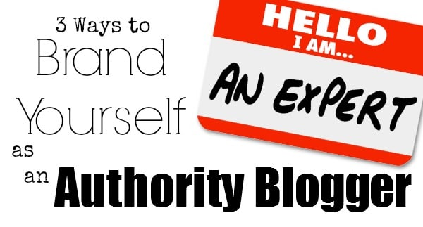 authority blogger