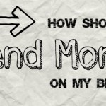 how should i spend money on my blog