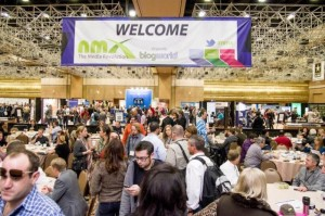 NMX Entrance  crowd
